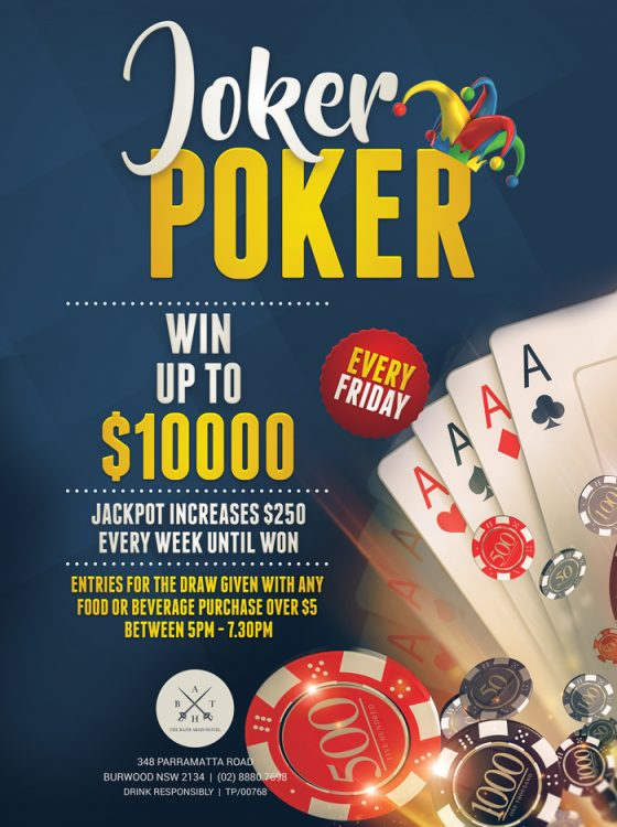Joker Poker 2021